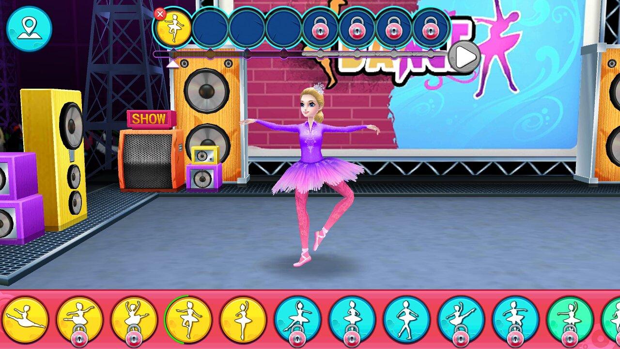 تنزيل لعبة Dance Clash