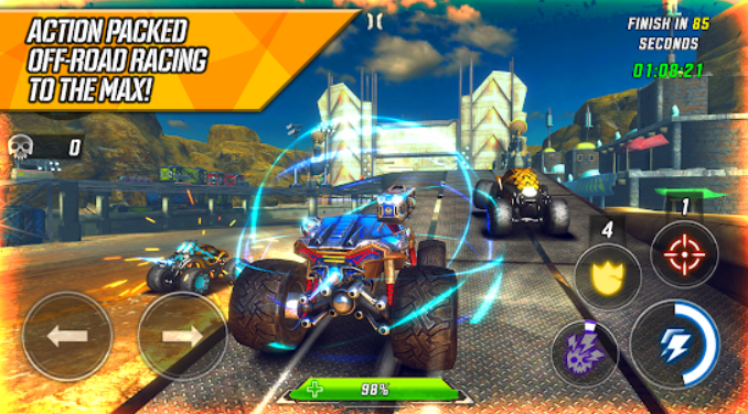 تحميل لعبة Rocket Arena Car Extreme