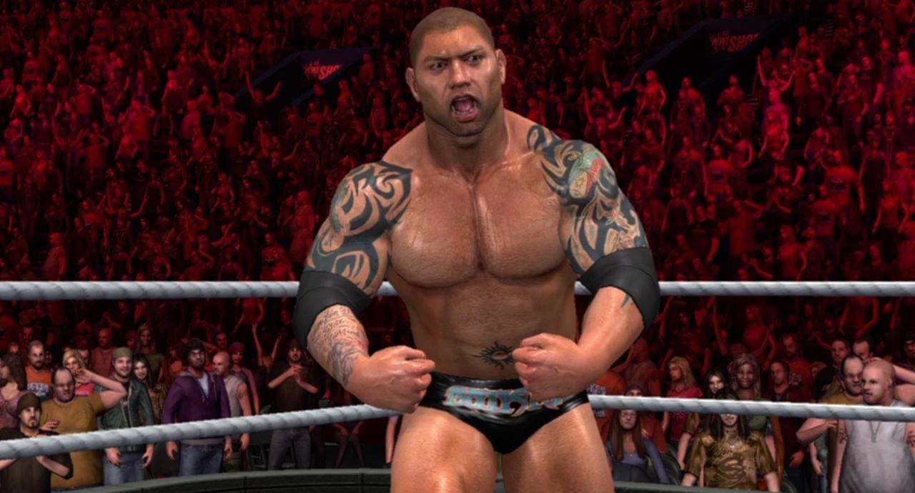 تحميل لعبة WWE 2k20 للاندرويد