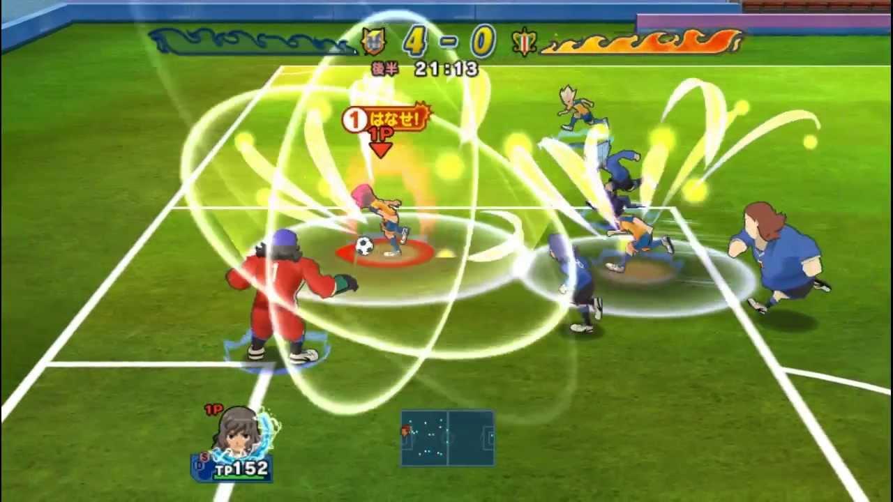 تحميل لعبة inazuma eleven go strikers 2013 للاندرويد برابط مباشر