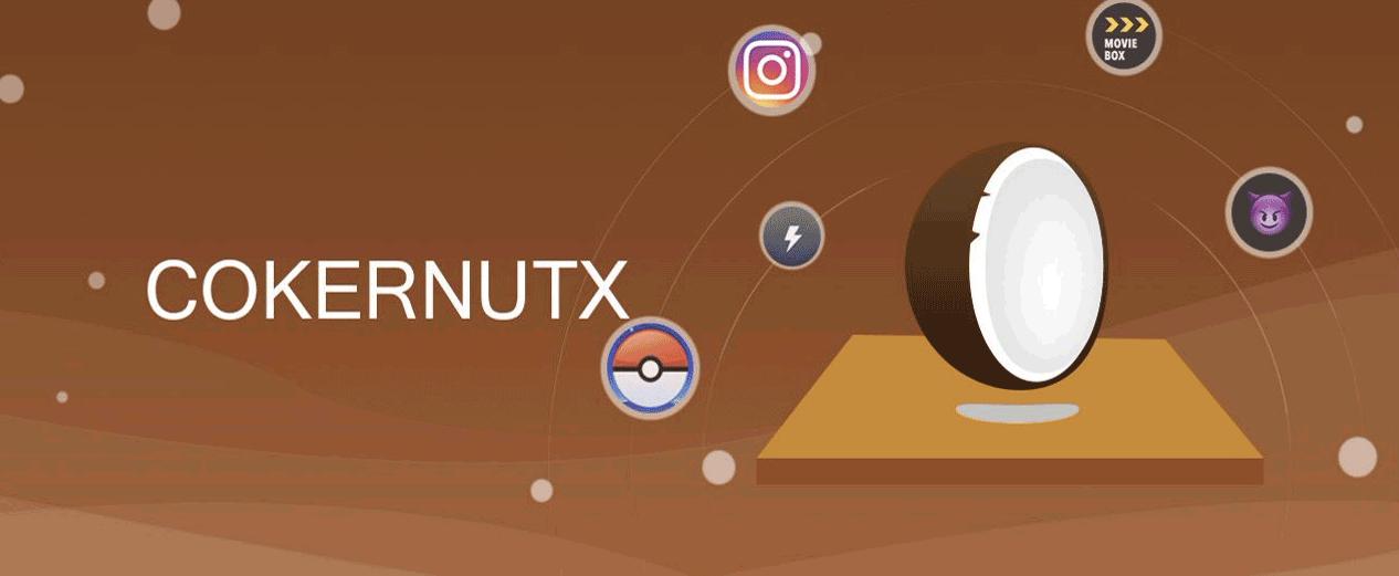 تحميل متجر cokernutx لتطبيقات الايفون