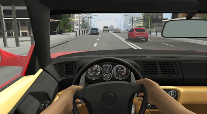 تنزيل Racing in Car 2