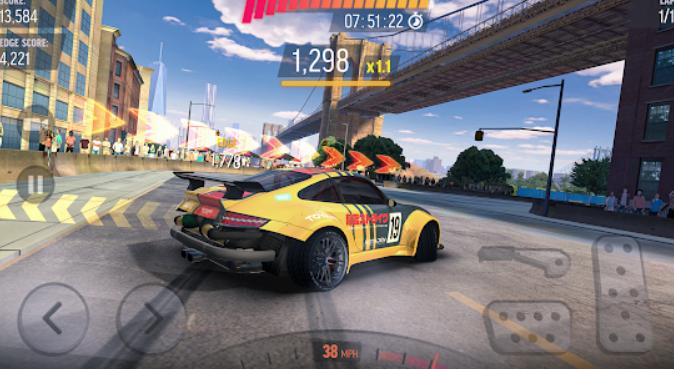 لعبة Drift Max Pro للاندرويد