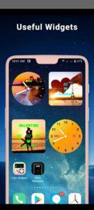 تنزيل تطبيق Color Widgets