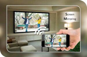 screen mirroring للايفون