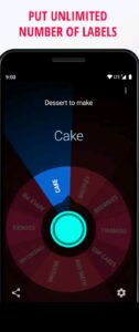 تحميل تطبيق Decide Now عجلة الحظ